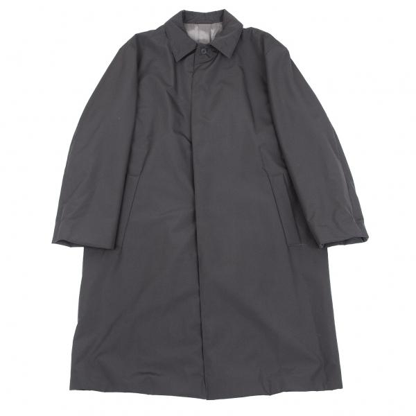 【SALE】ヒューゴボスHUGO BOSS ポリステンカラーコート グレー系48【メンズ】