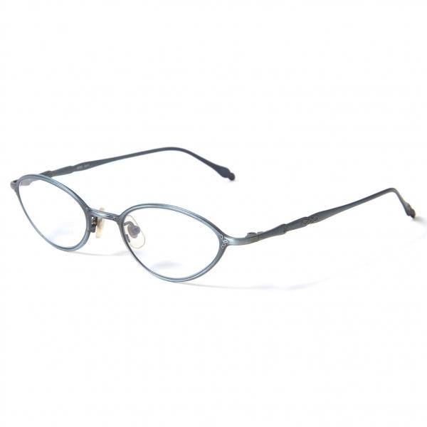新品!サマ SAMA Eyewear VANITY I ブルー48□20 137
