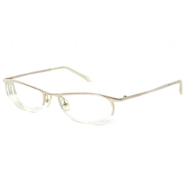 Prada PRADA VPR 57D 5AK-101 nairolmegane degree of glasses with clear lens gold 52 □ 18 135