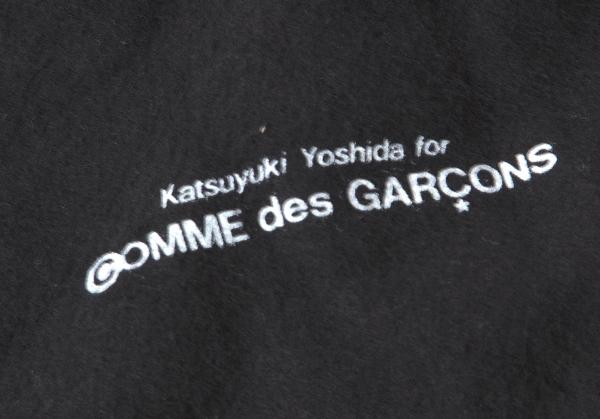 为纪念 des GARONS 久保胜之吉田承担游戏口钱包红茶