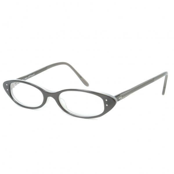 セリマオプティークSELIMA OPTIQUE メガネ ROSE P7 チャコール49□18 129【中古】