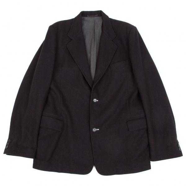 ワイズフォーメンY's for men ウールナイロンステッチデザインジャケット 濃紺3【中古】 【メンズ】