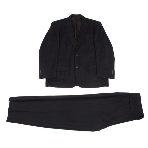 ワイズフォーメンY's for men 2Bウールジャケットセットアップスーツ 濃紺M【中古】 【メンズ】