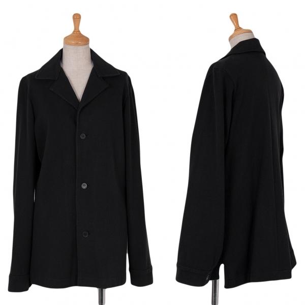 ワイズY's スウェットジャケット 黒3【中古】 【レディース】