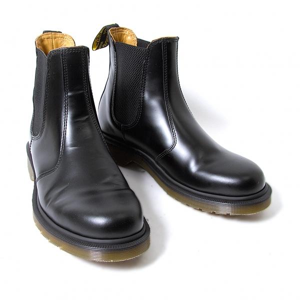ドクターマーチンDr.Martens サイドゴアチェルシーブーツ 黒UK6(24.5位)【中古】