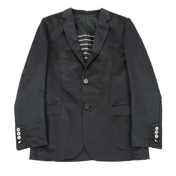 ジャンポールゴルチエJean Paul GAULTIER ステッチデザインテーラードジャケット 黒50【中古】 【メンズ】