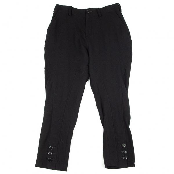 ワイズY's ウールジョッパーズパンツ 黒2【中古】 【レディース】