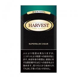 法律でタバコは初回に成人証明書の提出が必須です リトルシガー 奉呈 箱買い 10個入 ハーベスト スーパースリム 超安い スイート系 20本入 メンソール リトルシガー系