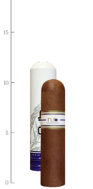 【プレミアムシガー】【箱買い・12本入】 NUB・ナブ460 カメルーン・ホワイトチューブ ショートロブスト系・ニカラグア産