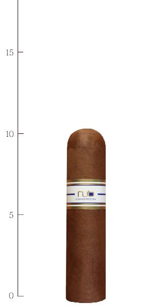 【プレミアムシガー】【箱買い・24本入】 NUB・ナブ460 カメルーン・ホワイト(チューブ無し) ショートロブスト系・ニカラグア産