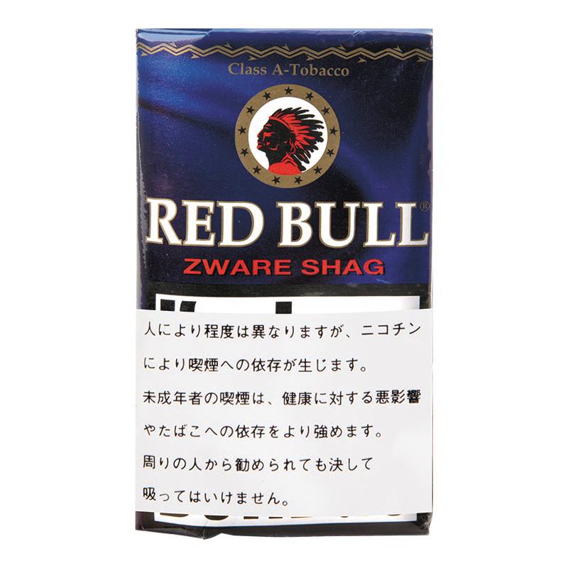 【シャグ刻葉】【まとめ買い・10袋】レッドブル・ツアレ 40g  &スローバーニングペーパー 5個セット