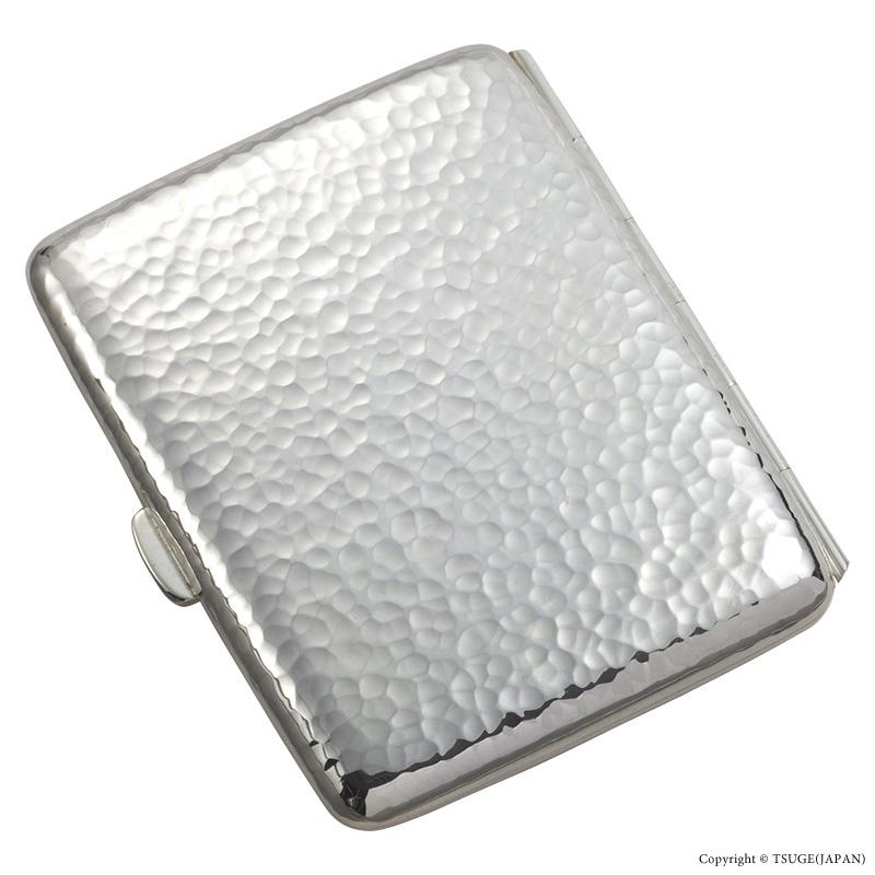 シャグ用・ポーチ 柘製作所 銀製煙草ケース 煙草ケース 柘製作所 [シャグ] [RYO] [手巻き]