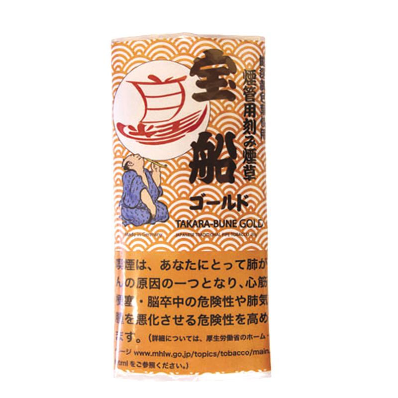 法律でタバコは初回に成人証明書の提出が必須です 爆安プライス 煙管用 刻み葉 ゴールド宝船 たからぶね 出色 ドイツ産 20g 煙管たばこ刻葉 パウチ