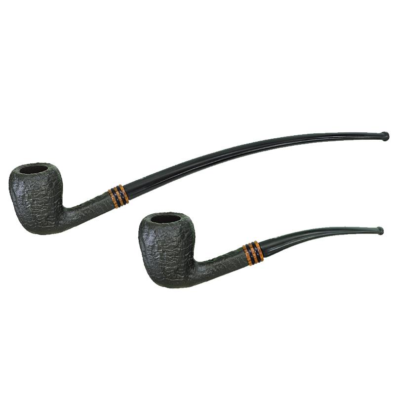 喫煙具・パイプ本体(ブライヤー) BCパイプ アマデウス(9mmフィルター) サブレ