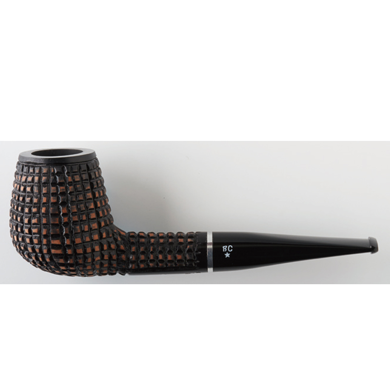 パイプ本体・ブライヤー製 BCパイプ ピガレ ブラック(9mmフィルター) 1772