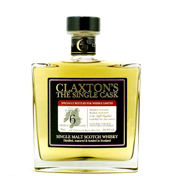 ウイスキー・スコッチ クラスクトンズ・カリラ 2012 700ml/59.9度 スコッチウイスキー/シングルモルト
