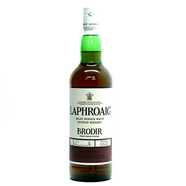 (送料無料)ラフロイグ ブローディア バッチ2 ポートウッドカスク BRODIR 48%/700mlシングルモルトウイスキー/アイラ島