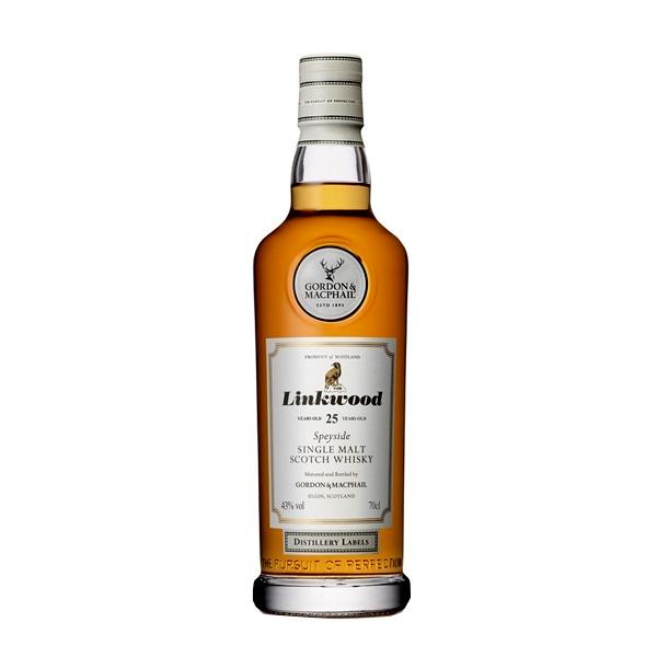 ウイスキー・スコッチ ゴードン&マクファイル リンクッッド 蒸溜所ラベル(1stシェリーブレンド) 25年 43.0度/700ml シングルモルトウイスキー