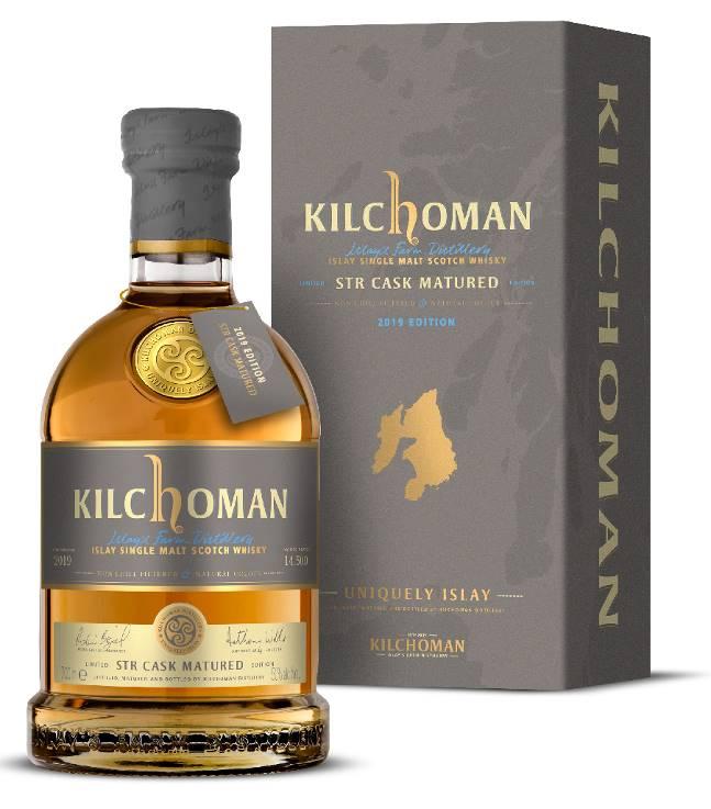ウイスキー・スコッチ キルホーマン STRカスク 700ml/50.0度 /シングルモルト/アイラモルト