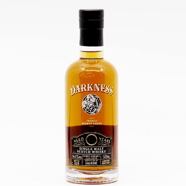ウイスキー・スコッチアトムズブランド ダルモア ダークネス2003 16年 54.6%/700ml シングルモルトウイスキー