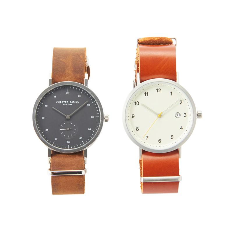 CURATED BASICS 腕時計