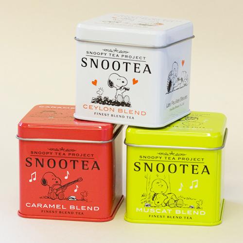 SNOOTEA スヌーティ SNOOPY TEA PROJECT