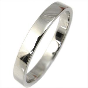 【10%OFF】プラチナリング シンプル マリッジリング 指輪