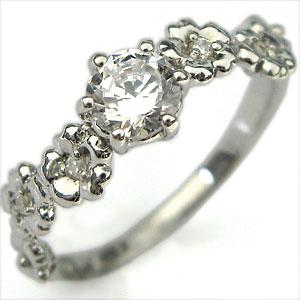 9日20時~ 婚約指輪・プラチナ・リング・ダイヤモンド・大粒・エンゲージリング