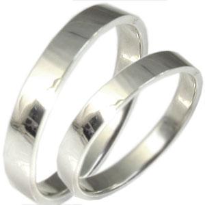 【10%OFF】ペアリング・鏡面仕上げ・マリッジリングK18指輪