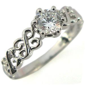 【10%OFFクーポン】5日23:59迄 婚約指輪・k18ゴールド・ダイヤモンドリング・エンゲージリング