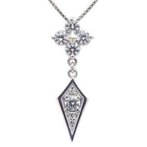 1日限定【10%OFFクーポン&P2倍】 ダイヤモンド・ネックレス・18金・ペンダント