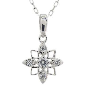 【10%OFFクーポン】5日23:59迄 ダイヤモンド ネックレス 星 K10 ペンダント