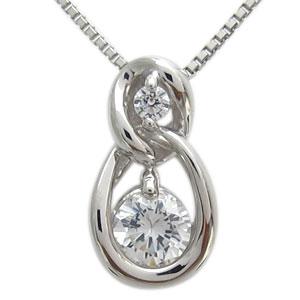 1日限定【10%OFFクーポン&P2倍】 プラチナ ネックレス ダイヤモンドネックレス サークル ペンダント