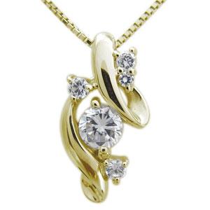 ネックレス・ダイヤモンド・ネックレス・レディース・18金・ネックレス 母の日 プレゼント