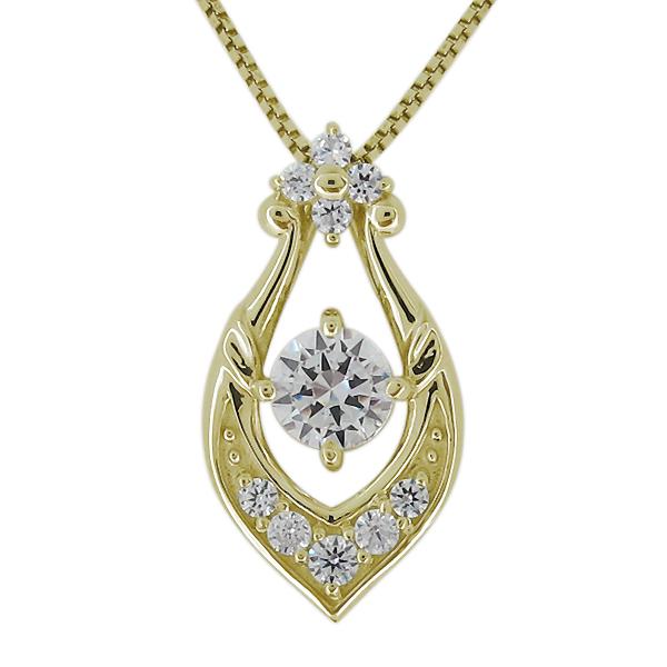 ダイヤモンド・ネックレス・30代・40代・50代・鑑定書付き・SIクラス・18金・レディース 母の日 プレゼント