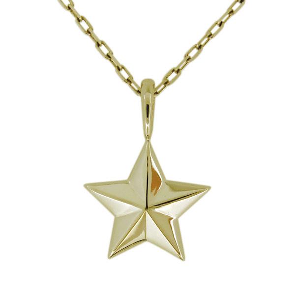 28日 1:59迄 ネックレス レディース 星 スター シンプル 10金 かわいい 星型 カジュアル 母の日 プレゼント