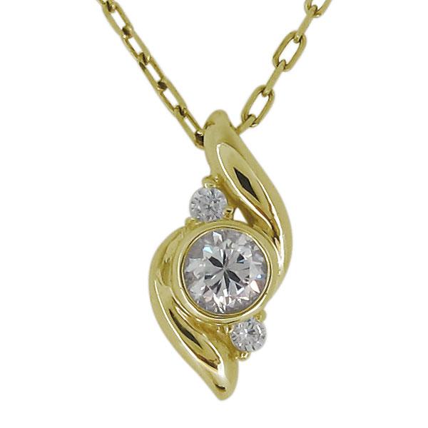 9/11 1:59迄ネックレス レディース 30代 40代 50代 ダイヤモンド 天然石 10金 ペンダント 上品