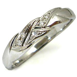 9/11 1:59迄結婚指輪・プラチナ・ダイヤモンド・リング・マリッジリング