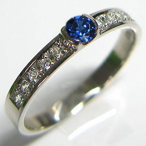 <title>送料無料 サファイヤ 営業 エンゲージリング 婚約指輪におすすめ 結婚指輪 リング マリッジリング k18</title>