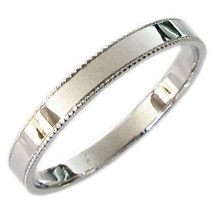 9/11 1:59迄結婚指輪・18金製・リング・マリッジリング