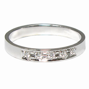 K18ゴールド・ペアリング・ダイヤモンド・結婚指輪・マリッジリング6vYgf7by