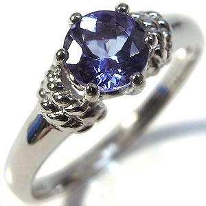 【10%OFFクーポン】5日23:59迄 K18・タンザナイト・リング・大粒・婚約指輪・エンゲージリング