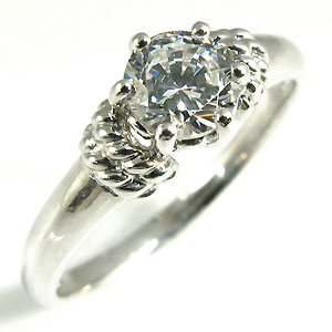 【10%OFFクーポン】5日23:59迄 ダイヤモンド・リング・K10・大粒・エンゲージリング・婚約指輪