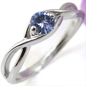【10%OFFクーポン】5日23:59迄 タンザナイト・エンゲージリング・K10・婚約指輪・大粒・指輪