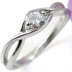 8/15限定ダイヤモンド・エンゲージリング・K10・婚約指輪・大粒・指輪