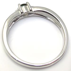 プラチナ・アレキサンドライト・リング・一粒・アレキサンドライトリング・指輪YEIHeWD29