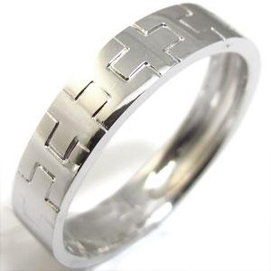 30日迄 プラチナ・クロス・リング・プラチナ・ペアリング・結婚指輪