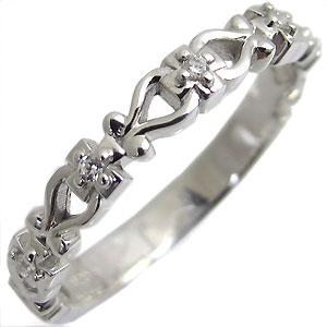 9日20時~ 18金・リング・ダイヤモンド・クロスリング・指輪・ダイヤリング