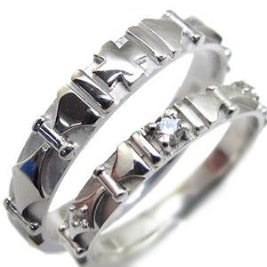 ペアリング 天然ダイヤモンド K18 リング 結婚指輪 マリッジリング 激安大特価,大人気