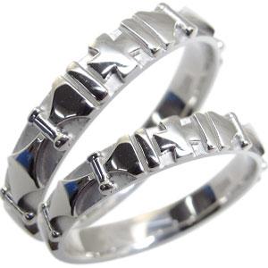 【テレビで話題】 結婚指輪・クロス・プラチナ・リング・ペアリング・マリッジリング, プラネットスポーツ 1f81dfa4